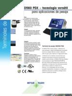 Indb0077-3s Ind560 Pdx Databrief
