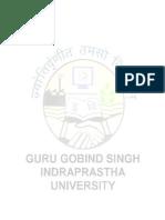 University Logo & Intake BBA