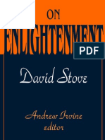 David Stove-On Enlightenment(2002)