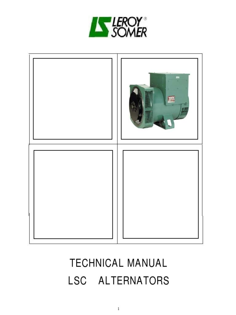 Leroy Somer R130c Ab Kicker L7 Subs Wiring Diagram Rotax 503 Generator 582 1521063105v1