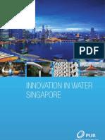 INNOVATION IN VVATER SINGAPORE