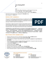 Das Asnt Ndt Course Info