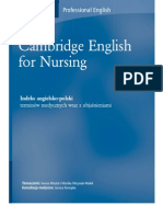 Cambridge+English+for+Nursing+Indeks+Angielsko Polski