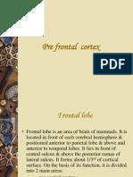 Pre Frontal Presentation