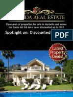 Bargain Property Costa Del Sol booklet 2 | Vivienda Real Estate