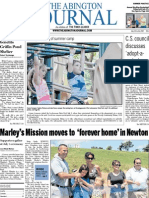 The Abington Journal 07-10-2013