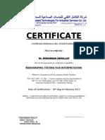 CERTIFICATE Format.doc