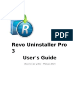 Revo Uninstaller Pro Help (converted).doc