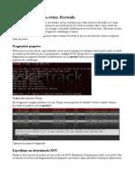 Tecnicas evadir Firewalls.pdf
