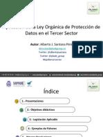 Aplicación de la LOPD en el Tercer Sector