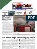 The Morning Calm Korea Weekly - Jan. 13, 2006