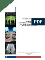 Consultative Paper Basel i i i