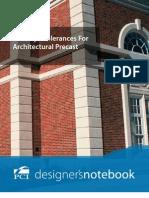Tolleranze PCI