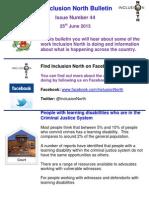 Inclusion North Bulletin 44