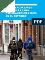 Recomendaciones Erasmus