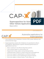 CAP-XX - Supercapacitors for Automotive Applications (Website)
