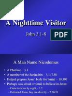 A Nighttime Visitor - John 3