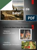 La Torre de Babel, Jose