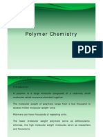 Polymers Chemistry