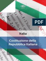 Costituzione Della Repubblica Italiana - Italia