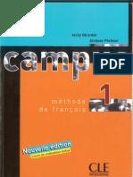 Campus 1 - Methode de Francais