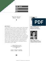 CLV Marketing Models and Applications