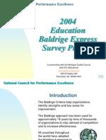 Education Express Survey Process