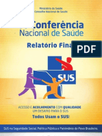 Relatorio Final 14 Conferencia
