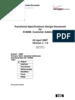 R-0068 Customer Addresses Report AQZZSAPQUERYFDF1