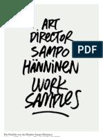 Sampo Hänninen Portfolio_2013_2