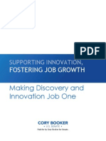 Supporting Innovation, Fostering Long-Term Job Growth