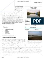 Kolleru Lake (Ramsar)- Wikipedia, The Free Encyclopedia