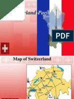 Swiss Paris Itinerary