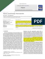 Polymer Nanotechnology Nanocomposites Paper Highlighted1