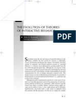 Atterson, 2006 - Theories of Interactive Behavior (Chapter2)