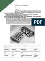 Maşini şi sisteme de producţie reconfigurabile