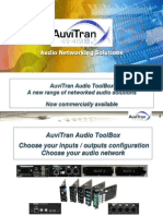 AuviTran AudioToolBox - Official Commercial Launch