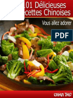 101 Delicieuses Recettes Chinoises