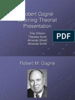 Gagne Presentation