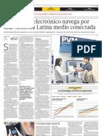 El gobierno electrónico navega por una América Latina medio conectada