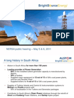 Alstom Power a blueprint for a global