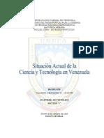 Leonardo Ciencia y Tecnología en Venezuela