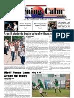 The Morning Calm Korea Weekly - Sep. 1, 2006
