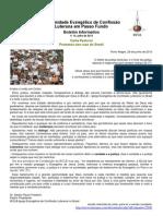 Boletim Eletrônico Comunidade Passo Fundo julho 2013