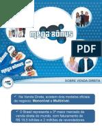 Apresentação de Treinamento p/ Cliente MegaBônus