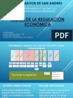 Teoría de la Regulación económica