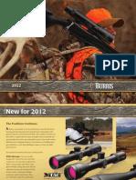 2012 Burris Catalog