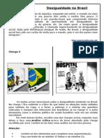REDAÇÃO 5º ano -Desigualdade no Brasil