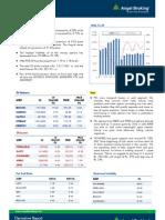 Derivatives Report, 10 July 2013