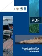 Economic analysis of Foça special environmental protection area